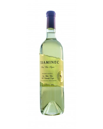 Traminec 2014 0,75l - Pivka Winery