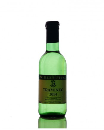 Traminec 2014 0,25l - Pivka Winery