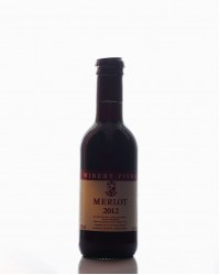Merlot 2012 0,25l - Pivka Winery