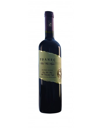 Vranec 2016 0,75l - Pivka Winery
