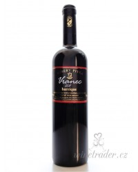 Vranec 2015 Barrique 0,75l - Pivka Winery